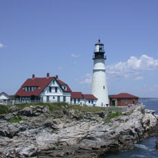 Portland Headlight, South Portland, Maine