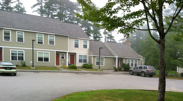 Apartment Rentals Ledgewood Court